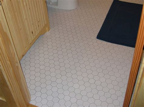 Bathroom Floor Tile Ideas With Various Types And Sizes