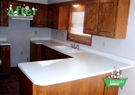 Countertop refinishing, resurfacing, reglazing, painting