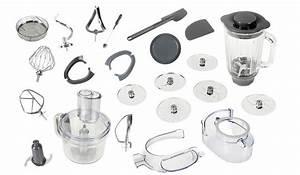 Robot Cuiseur Comparatif : accessoires robot cuiseur ~ Premium-room.com Idées de Décoration
