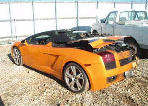 crashed lamborghini for sale wrecked lamborghini for sale murcielago for sale 35 000