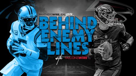 panthers  falcons  enemy lines  falconswire