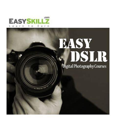 easydslr digital photography   beginners