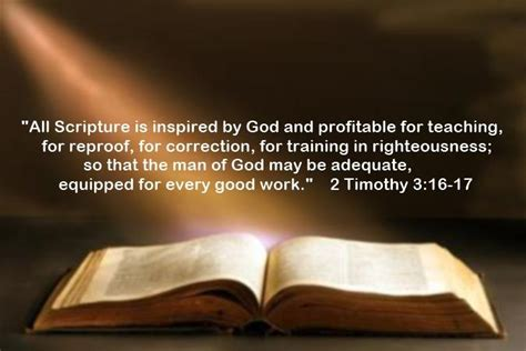 bible    sole authority tennessee valley