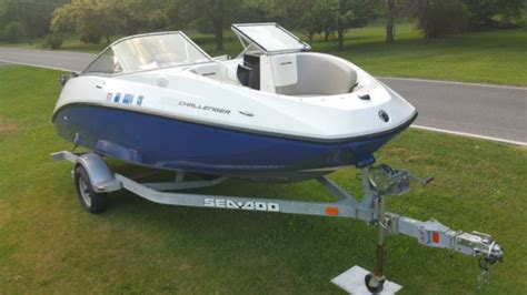 Sea Doo Jet Boats For Sale Maryland by Sea Doo Challenger 2012 For Sale In Annapolis Maryland