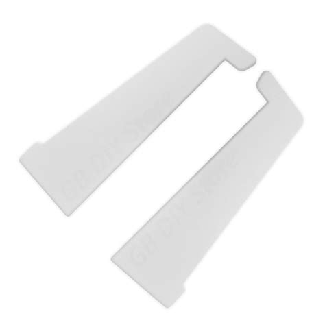 Window Sill Caps by Upvc Window Cill Sill End Caps All Colours Ebay