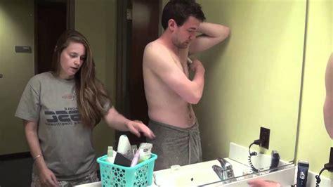 Coed Shower Bathroom Humor Cut