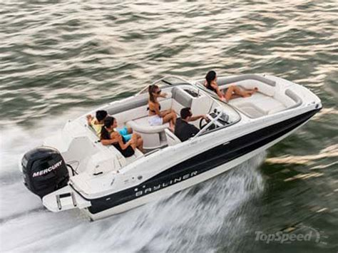 bayliner 190 deck boat top speed 2014 bayliner 190 deck boat picture 611384 boat review