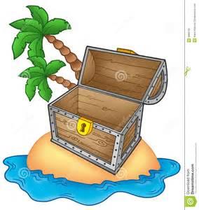 pirate ouvert d 238 le d illustration de couleur de coffre