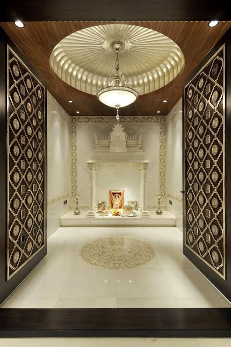10 pooja room door designs for your home