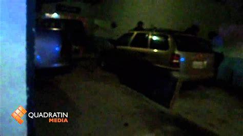 tres muertos   heridos saldo de tiroteo en sahuayo