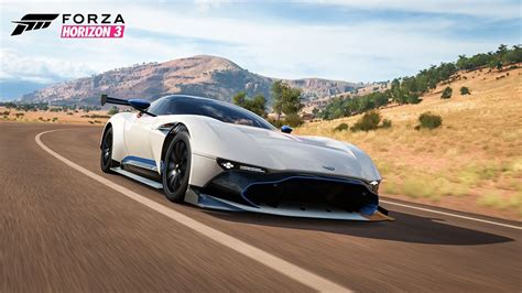 Forza Horizon 3's First Car Pack Is Full Of Smoking Hot