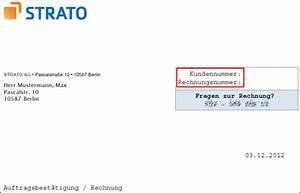 Unitymedia Rechnung Kundennummer : wo finde ich meine kundennummer ~ Themetempest.com Abrechnung