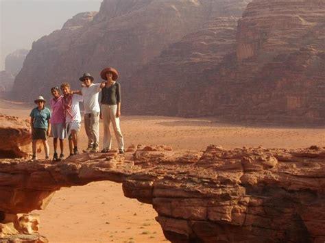 jordan cultural  petra  wadi rum helping dreamers