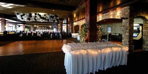 kalahari resorts  trappers turn golf club weddings