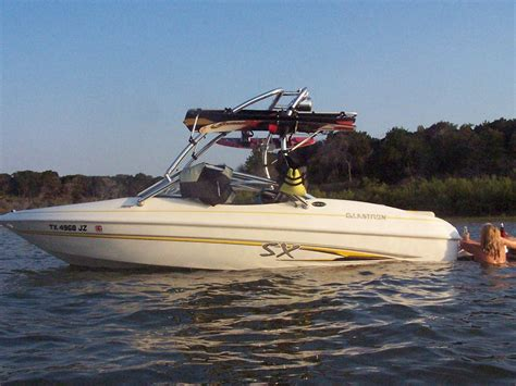 Glastron Boat Wakeboard Tower by 2004 Glastron Sx195 Boat Wakeboard Tower By Aerial