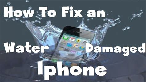 how to fix a water damaged iphone how to fix water damaged iphone 6s 6s 7 7plus