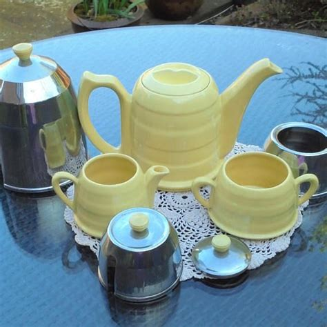 sale 1940s halls kitchenware covered 124 best images about china on