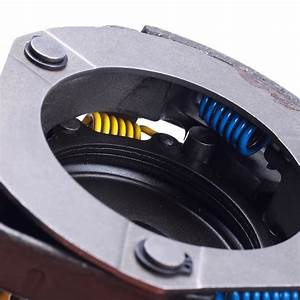Gy6 125  150cc Clutch By Dr  Pulley Scooterworks Usa
