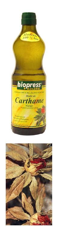 huile de carthame cuisine huile de carthame