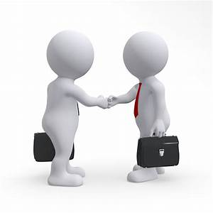 When meeting business contacts, the same rules for dealing ...
