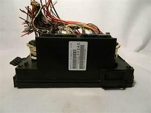 2000 Bmw 540i Fuse Box