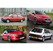 Peugeot GTi Best Ever Sport Cars  Auto Express