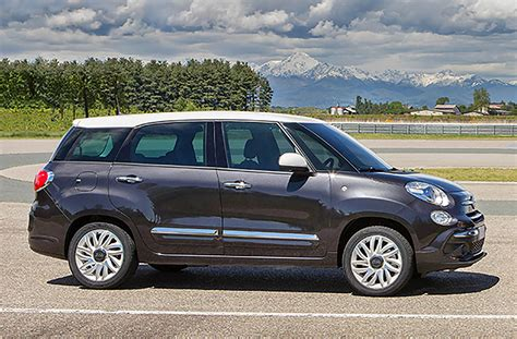 Fiat Wagon by Fiat 500l Gets Major Facelift For 2018 Automobile Magazine