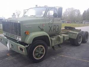 1984 Gmc Top Kick 7000 Army Truck For Sale In Chesaning