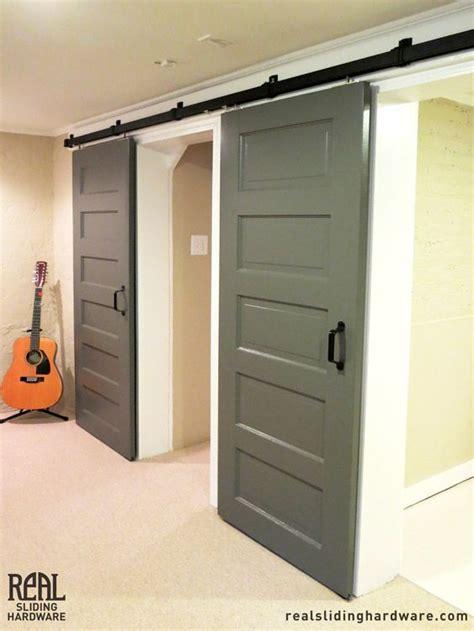 Sliding Closet Door Rails by 2511 Best Barn Door Images On