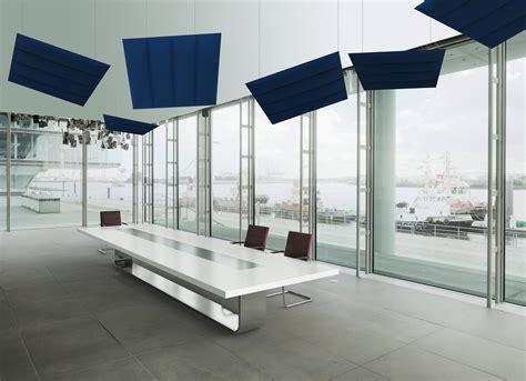 pannelli a soffitto acustica fonoassorbenza pannelli divisori
