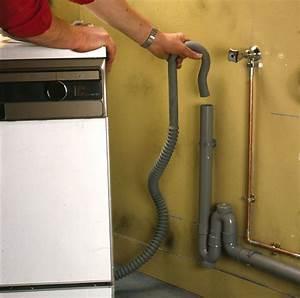 Brancher Un Lave Vaisselle : r ussir le raccordement d 39 une machine laver ~ Dailycaller-alerts.com Idées de Décoration
