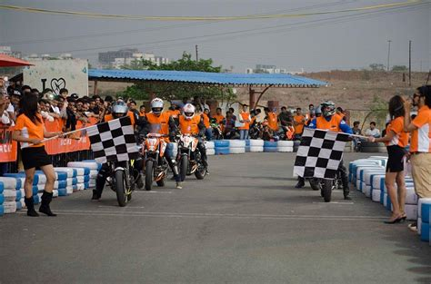 KTM Orange Day Pune edition held - Autocar India