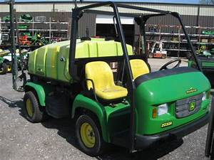 2011 John Deere 2030a W   Hd300 Atvs And Utility Vehicle