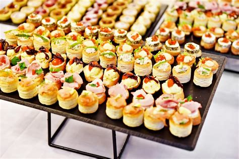 Party Food : Amazing Finger Food Ideas That Are Perfect For Your Next Party