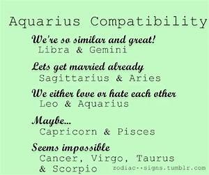 Zodiac Signs Compatibility Tumblr