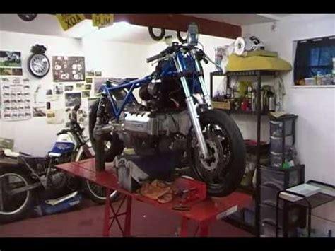 bsk speedworks bmw  cafe racer custom build time