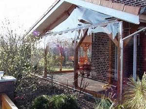 fensterplane transparent 900 g m2 mit saum und osen With garten planen mit französischer balkon nach maß