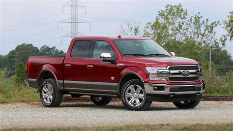 Ford 2018 Truck by 2018 Ford F 150 Drive The Same But Even Better