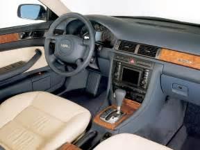 Audi A6 Avant - 1998  1999  2000  2001