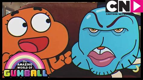 The Amazing World Of Gumball Funny Moments Cartoon