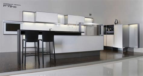 kitchen cabinets plans poggenpohl porsche design kitchen p7340 white 3175