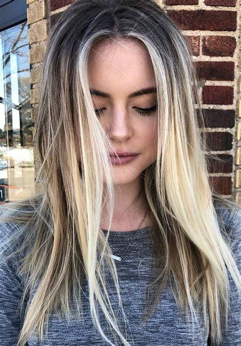 unique nordic blonde hair color trends   modeshack