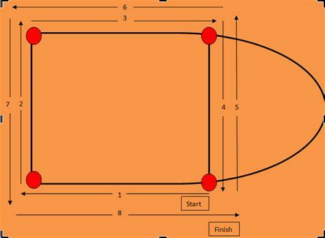 Basket Testo - speed and agility for basketball nasm