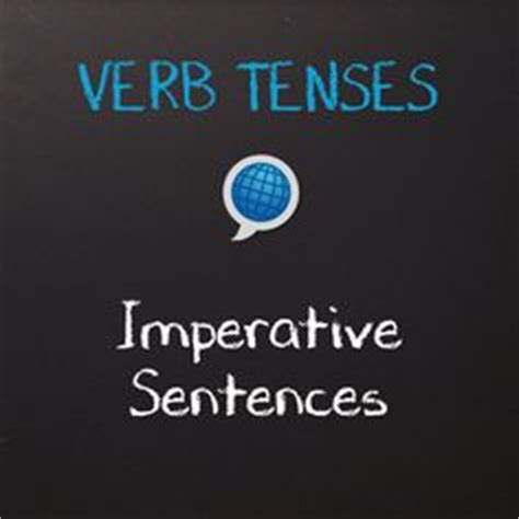 english imperative verbs images verb teaching