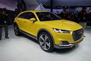 Audi Q4 Occasion : futurs suv audi q2 q6 q8 tt offroad les in dits sont de sortie photo 5 l 39 argus ~ Gottalentnigeria.com Avis de Voitures