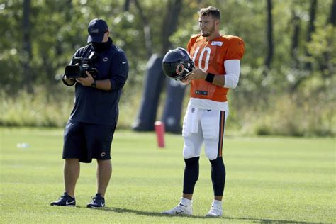 Trubisky ready to show he's right quarterback to lead ...