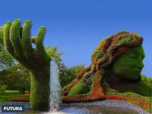 fond d39ecran la fontaine magique With forum plan de maison 12 fond decran paysage feerique