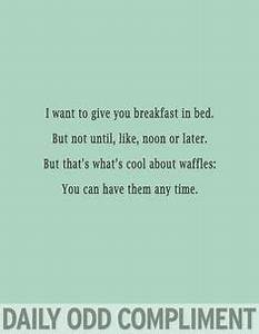 1000+ images ab... Waffle Love Quotes