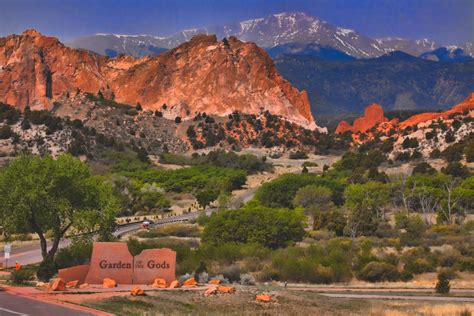 Garden Of The Gods Best Time To Visit by 13 Free Things To Do In Colorado Springs Flavorverse