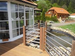 Gelander fur terrasse okna a dvere for Geländer terrasse